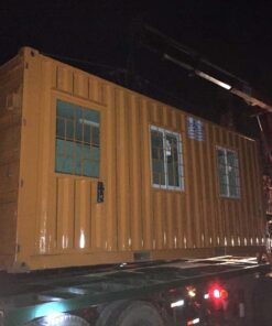 container văn phòng sao biển