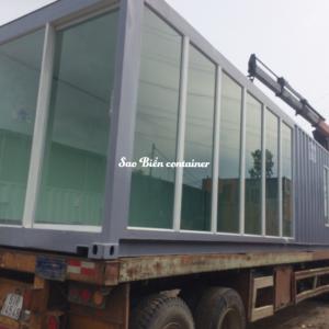Nhà container 40feet Vũng Tàu