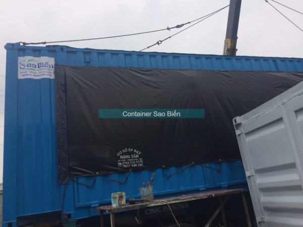 Container mo bung
