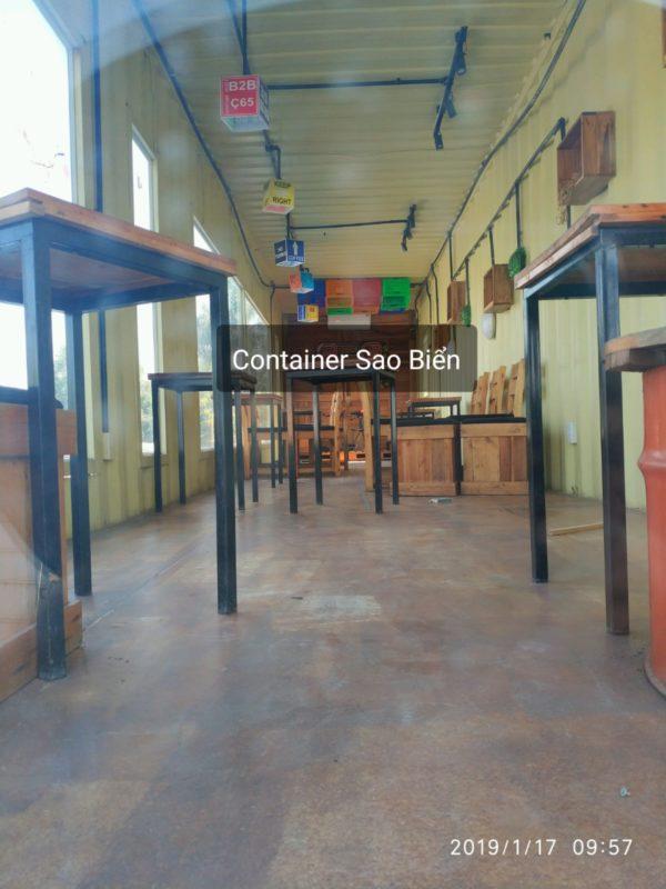 Container Sao Biển