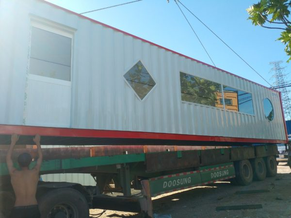 Container theo thiết kế đăng cấp cao