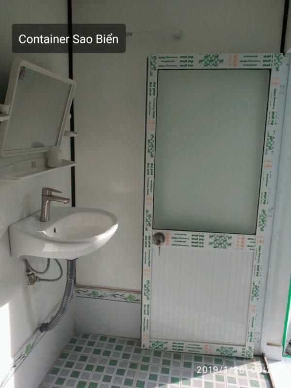 Container văn phòng có toilet, cho thuê mua bán container văn phòng (3)