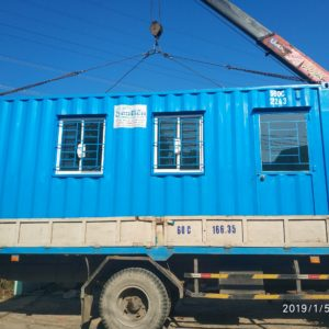 container văn phòng 20feet tốt