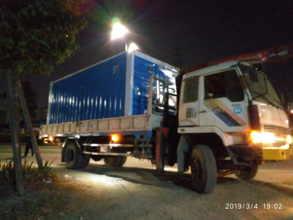 Container 20feet tốt