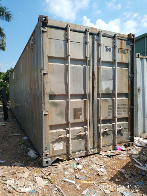 Container kho 40feet giá tốt nhất thế giới