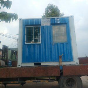 container bảo vệ mini giá rẻ