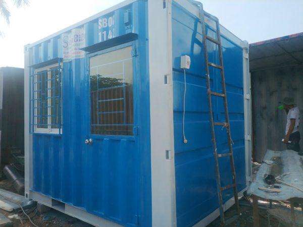Container bảo vệ 10feet