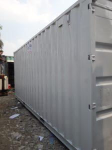Container văn phòng 20feet giá nét