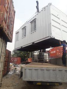 container 20feet vp