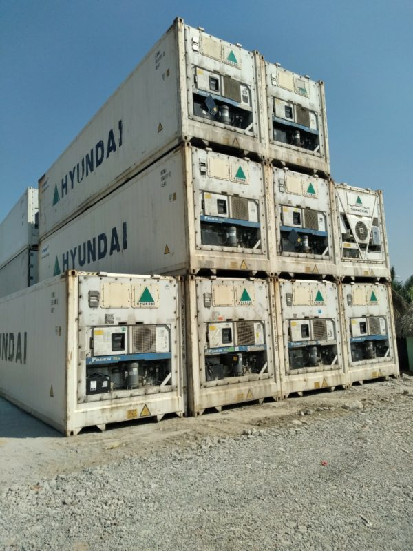 Container lạnh huynh đai